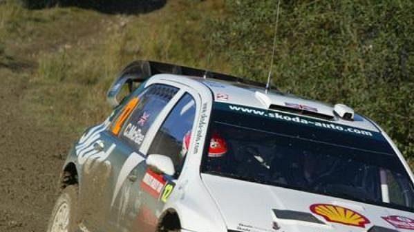 Pneumatiky Michelin využívá itovární tým Škoda Motorsport.