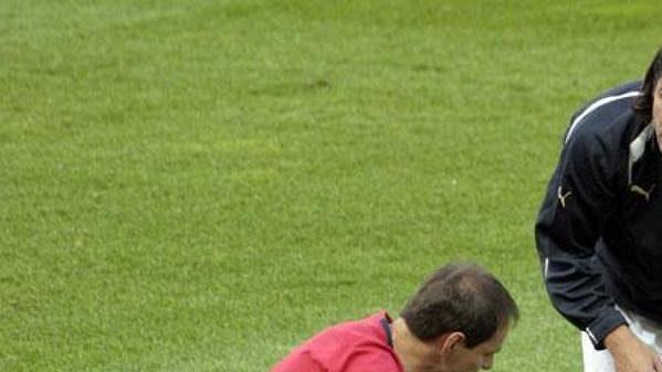 Milan Baroš se dává dohromady a měl by začít hrát.