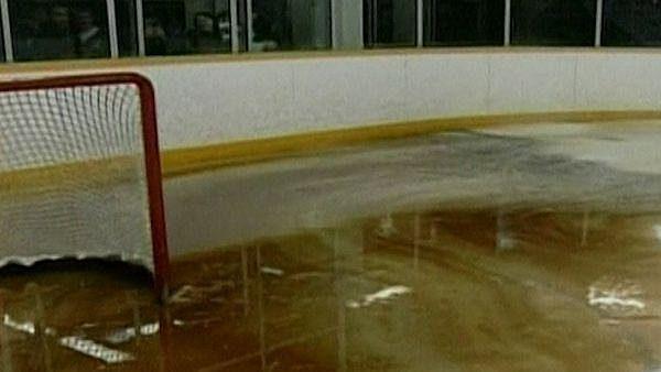 Potopa na stadiónu