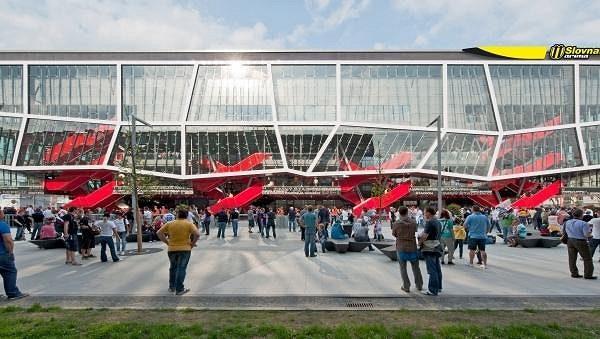 Hokejová hala Slovanu Bratislava