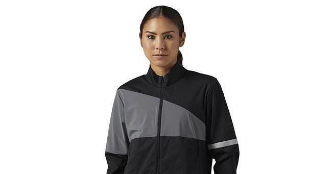 Dámská běžecká bunda Reebok Vizlocity Jacket