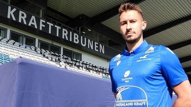 Brankář Luděk Vejmola odchází z Jihlavy do norského FK Haugesund.