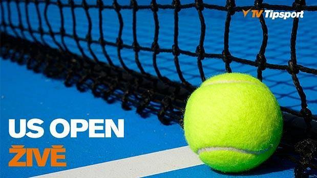 Sledujte tenisový US Open na TV Tipsport živě a získejte zdarma 150 Kč!