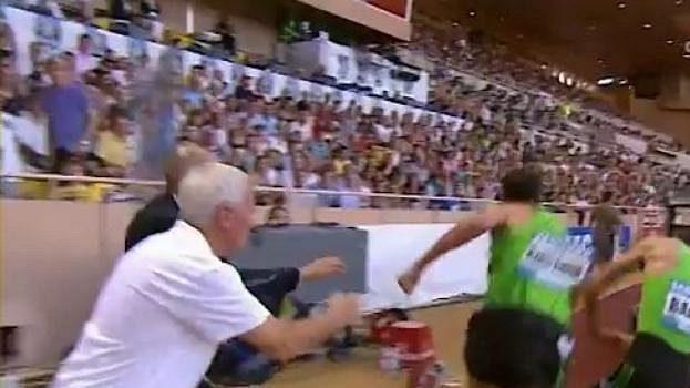 Bitka atletů při Diamantové lize v Monaku