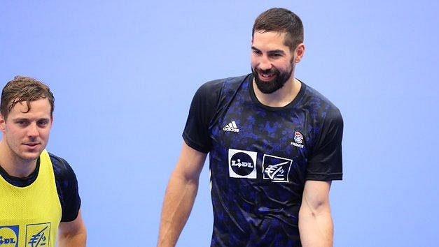 Francouzský házenkář Nikola Karabatič je připraven na účast na olympiádě po zranění kolene.
