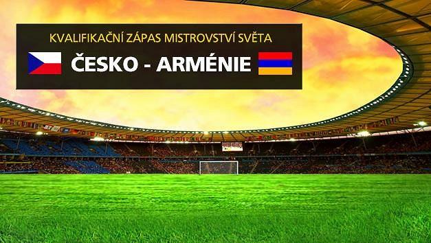 ČESKO - ARMÉNIE