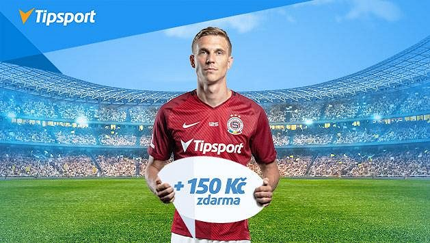 Slavia sedí pevně na trůnu! Vsaďte si a získejte 150 Kč zdarma!