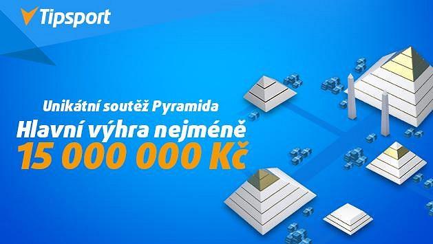 V Pyramidě rozdáváme více odměn. Získáte 15 mega?