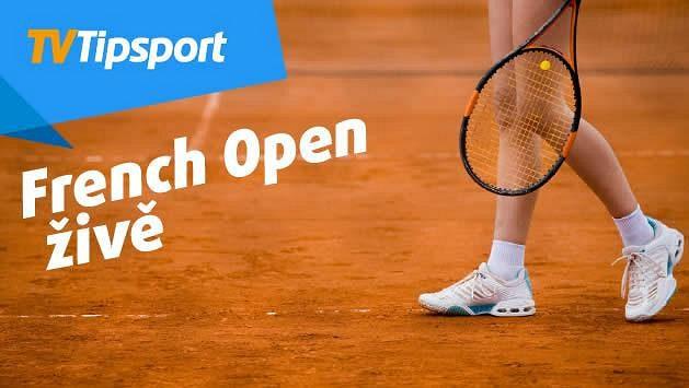 Sledujte French Open na TV Tipsport živě a vsaďte si!