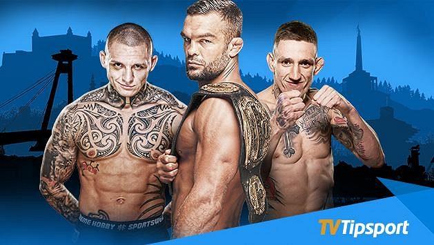 Oktagon 27 - Celý turnaj na TV Tipsport