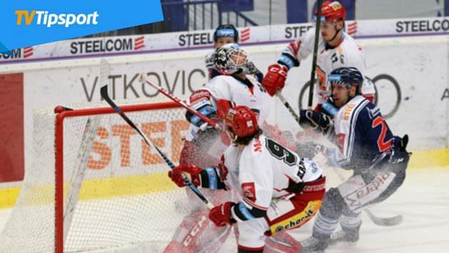Vrchol hokejové sezony je tady! Vsaďte si a sledujte celé play-off jedině na TV Tipsport