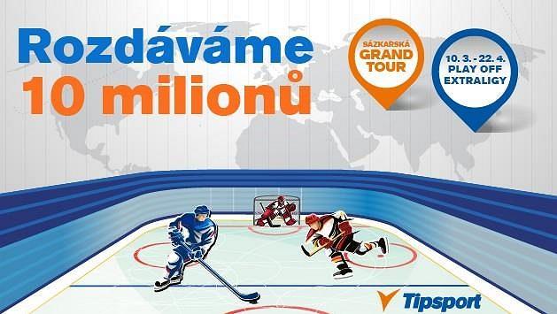 Sázkařská Grand Tour s dotací 10 milionů korun jde do třetí etapy! Nezaspěte start.