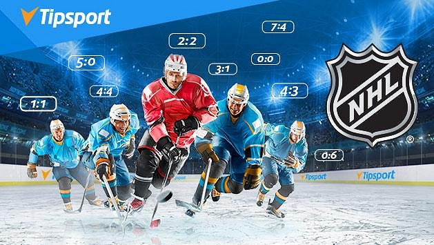 Start NHL ve velkém stylu: Tipovačka zdarma, speciální nabídka!