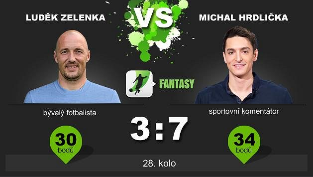 Michal Hrdlička vítězí v souboji!