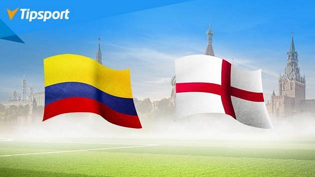 Anglie pokračuje, věří sázkaři! Vsaďte si na MS v Tipsportu a získejte 1 000 Kč zdarma