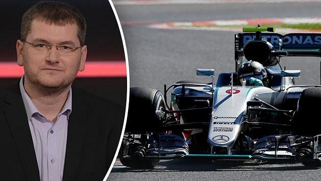 Tomáš Richtr hodnotí průběh letošní sezóny formule 1.