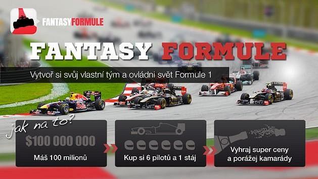 Sledování formule 1 nikdy nebylo zábavnější!