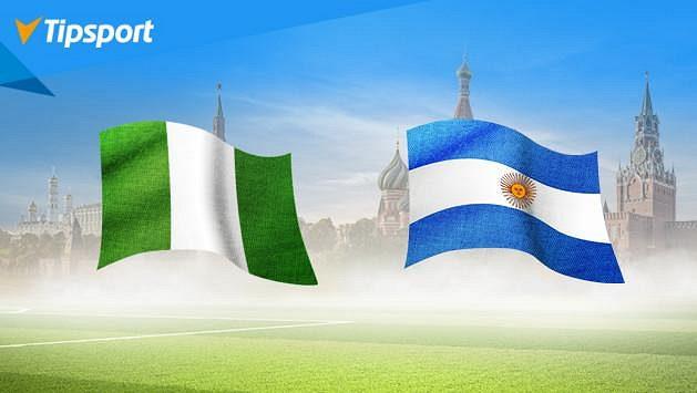 Argentina hraje o přežití, zvládne to? Vsaďte si na MS v Tipsportu a získejte 1 000 Kč zdarma