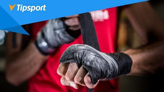 UFC Fight Night v Praze! Vsaďte si a získejte 150 Kč zdarma!