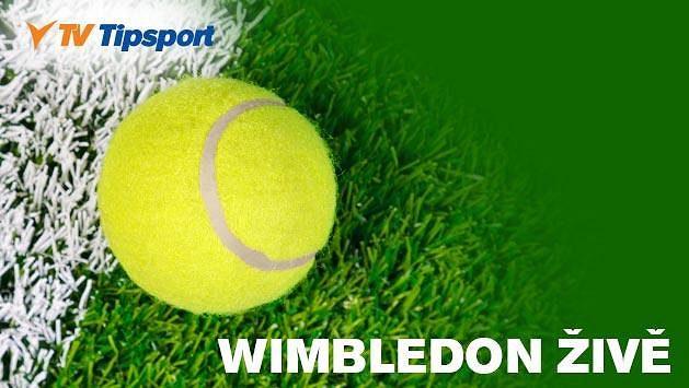 Sledujte Wimbledon živě na TV Tipsport a získejte zdarma 250 Kč!