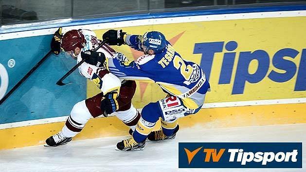 Všechny zápasy play off Tipsport extraligy uvidíte jen na TV Tipsport! Sledujte hokej a získejte navíc zdarma 100 Kč