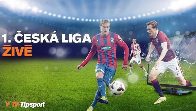 Sledujte všechny zápasy 1. české fotbalové ligy on-line na TV Tipsport a získejte zdarma 150 Kč!