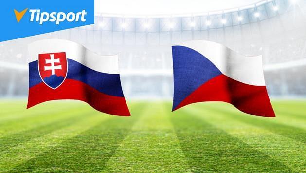 Překvapí Češi na Slovensku? Vsaďte si na repre a získejte 150 Kč zdarma