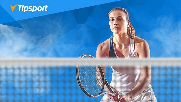 Sledujte elitní světové tenistky v Ostravě živě na TV Tipsport!