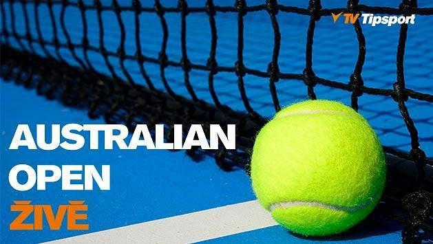 Sledujte Australian Open živě na TV Tipsport a získejte zdarma 150 Kč!