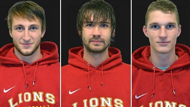 Basketbalisté Filip Sahan, Michal Fröhde a Roman Vach zahynuli při tragické dopravní nehodě.