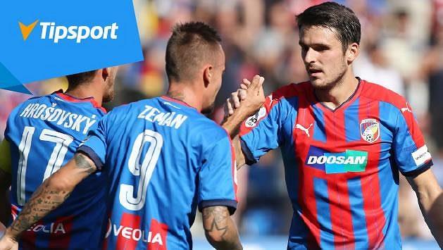 Vykročí Plzeň definitivně k titulu? Sledujte HET ligu na TV Tipsport živě a vsaďte si