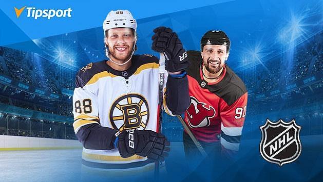 Start NHL: Všechny zápasy exkluzivně na TV Tipsport!