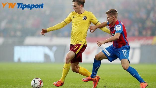 Bitva o titul je tady! Sledujte zápas Sparta - Plzeň v přímém přenosu bez zpoždění na TV Tipsport!
