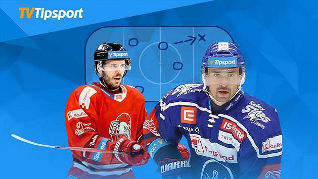 Bitva rivalů! Vyhrají Pardubice v Hradci? Sledujte na TV Tipsport