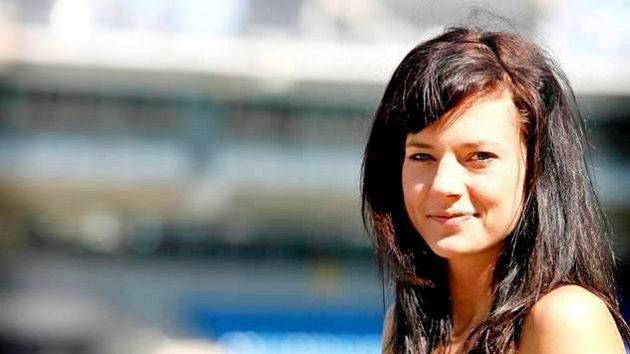 Kristiina Mäki, půvabná česká atletka. Líbí se vám?