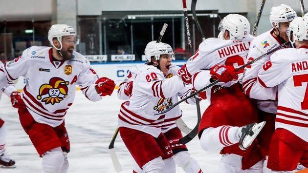 Hokejisté Jokeritu ukončili kvůli koronaviru předčasně sezonu.