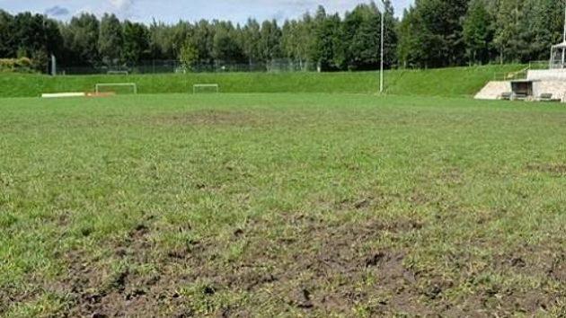 S trávníkem v nové petrohradské Aréně jsou problémy (ilustrační foto)