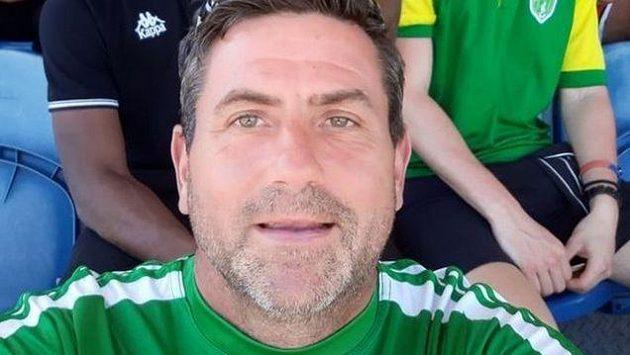 Martin Smith se stal druhým nejstarším reprezentantem ve fotbalové historii.