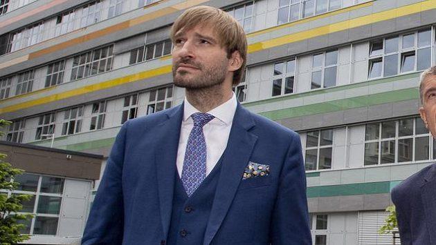 Ministr zdravotnictví Adam Vojtěch. (ilustrační foto)
