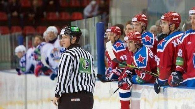 Hokejisté CSKA Moskva se těší na hvězdného spoluhráče