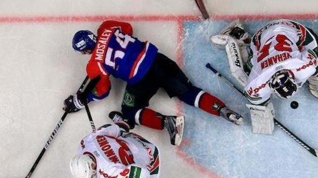 V brankovišti Kazaně Denis Mosalev z Balašichy