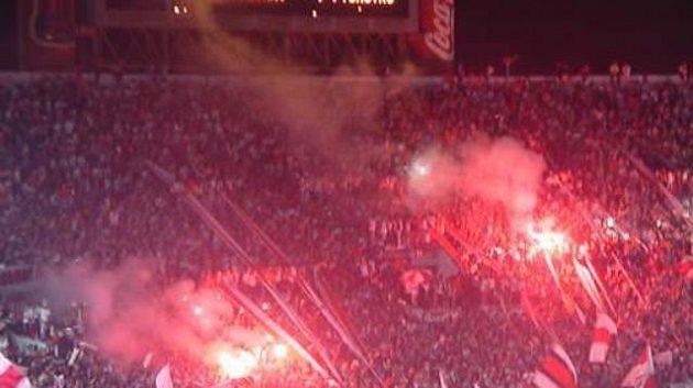 Fanoušci River Plate