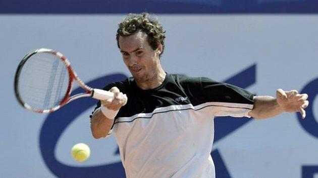 Český tenista Jan Hernych