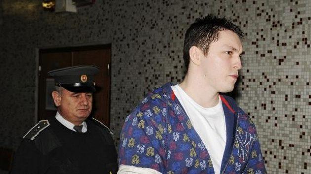 Slovenský hokejista Ladislav Ščurko jde k soudu.