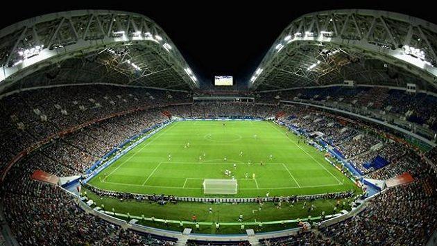 Stadión v Soči. Ilustrační snímek.