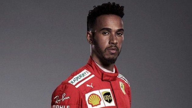 Bude jezdit Lewis Hamilton u Ferrari?