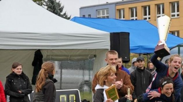 LCC Radotín, vítězky lakrosového evropského poháru mistryň