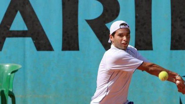 Španělský tenista Albert Montaňes.