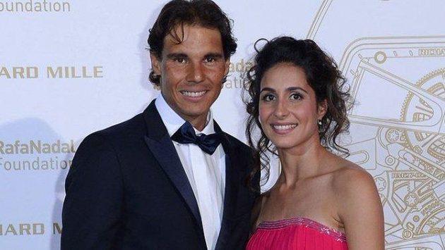 Rafael Nadal se již brzy ožení.