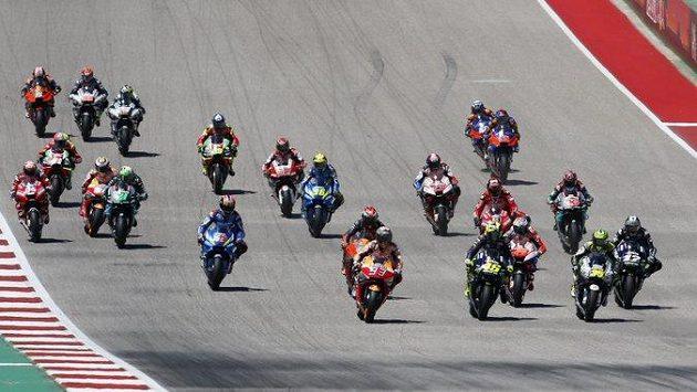 Motocyklová Velká cena Ameriky byla kvůli epidemii koronaviru odložena z dubna na listopad.